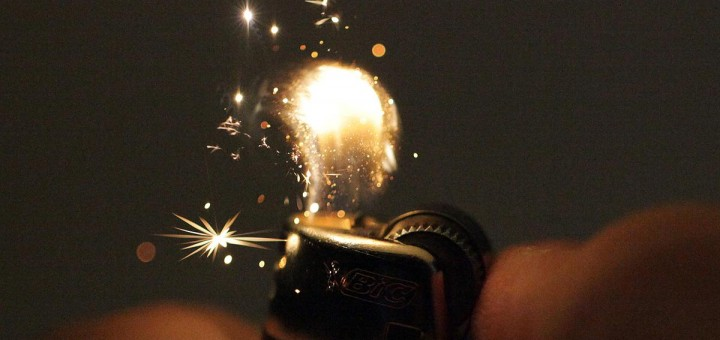 spark of an idea