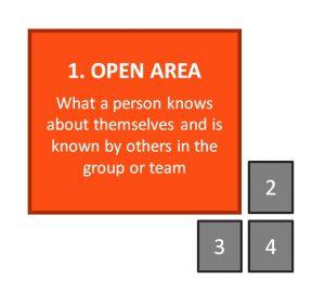 Johari Window: Open Area