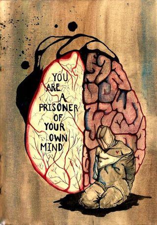 Brain Prisoner of Mind
